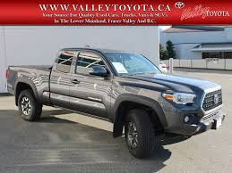 100 Certified Pre Owned Trucks 2018 Toyota Tacoma TRD Off Road Access Cab