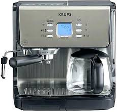 Krups Coffee Maker Manual Espresso Machine Makers Spare Parts Grinder