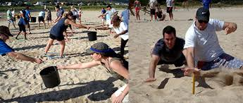 We Have A Variety Of Different Beach Themed Events These Can Be Recommended To You Based On The Level Fitness Your Team Activities