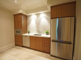 Laundry And Basement Kitchenette Designs