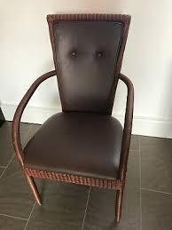 8 stck alvico esszimmer stühle modell 210 echtleder