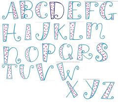 Wonderful How To Write Cool Letters For Posters About Best 25 Bubble Letter Fonts Ideas On