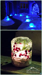 Outdoor Christmas Decorations Ideas 2015 by 10 Unique Diy Outdoor Christmas Lighting Craft Ideas Diy