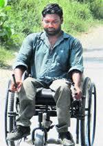 Leveraged Freedom Chair Patent by The Tribune Chandigarh India Haryana Plus