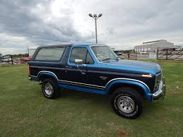 1985 Ford Bronco For Sale #2176493 - Hemmings Motor News 1973 Ford Bronco Diesel Trucks Lifted Used For Sale Northwest 1978 Custom Values Hagerty Valuation Tool All American Classic Cars 1982 Xlt Lariat 4x4 2door Suv Sold Station Wagon Auctions Lot 27 Shannons 1995 10995 Select Jeeps Inc Will Only Sell Two Kinds Of Cars In America The Verge Modified 4x4 For Sale A Visual History The An Icon Feature 20 Fourdoor Photos 1974 Near Cadillac Michigan 49601 Classics