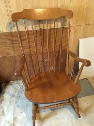 Minimalist Concept Windsor Rocking Chair – Kolkatadj.club
