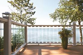 Decks.com. Deck Railing Ideas 24m Decking Handrail Nationwide Delivery 25 Best Powder Coated Metal Fencing Images On Pinterest Wrought Iron Handrails How High Is A Bar Top The Best Bars With View Time Out Sky Awesome Cantilevered Deck And Nautical Railing House Home Interior Stair Railing Or Other Kitchen Modern Garden Ideas Deck Design To Get The Railings Archives Page 6 Of 7 East Coast Fence Exterior Products I Love Balcony Viva Selfwatering Planter Attractive Home Which Designs By Fencesus Also Face Mount Balcony Alinum Railings 4 Cityscape