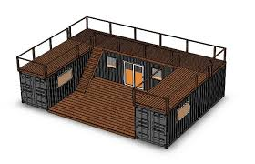 104 Steel Container Home Plans Backcountry S Custom S