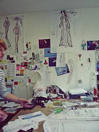bureau de styliste haute couture