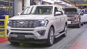 Ford Expedition (2018) PRODUCTION - YouTube Ford To Invest 900m At Kentucky Truck Plant Retain Expedition 2018 New Limited 4x4 Stoneham Serving First Drive In Malibu Ca Towing Trailers For Sale Used Cars Trucks Rusty Eck Starts Production At First Drive News Carscom The Beast Gets Better Suv 3rd Row Seating For 8 Passengers Fordcom 2015 Reviews And Rating Motor Trend Xlt Baxter Super Duty Global Explorer Diesel Power Magazine