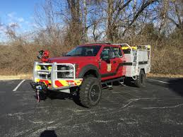 100 Trucks In Snow With On Way Central County Fire Rescue Puts New AllTerrain