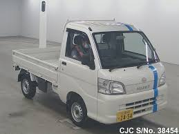 2011 Daihatsu Hijet Truck For Sale | Stock No. 38454 | Japanese Used ...