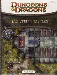 Dungeons And Dragons Tiles Pdf Free by Haunted Temples Map Pack A 4th Edition Dungeons U0026 Dragons