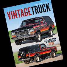 100 Vintage Truck Magazine JulyAugust 2018 Magazine