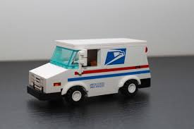 Custom Lego Mail Truck (Bricks + Stickers + Instructions) | Shopping ... Lego Ideas Product Highway Mail Truck The Worlds Newest Photos Of Iveco And Lego Flickr Hive Mind City Yellow Delivery Lorry Taken From Set 60097 New In Us Postal Station Lego Police Set No 60043 Blue Orange Fire Ladder 60107 Walmart Canada Fisher Price Little People Sending Love Mail Truck Guys Most Recent Picssr Dhl Express Trailer Technic Mack Anthem 42078 Jarrolds Post Office 1982 Pinterest