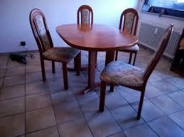 esszimmer essecke esstisch mit 4 stühlen