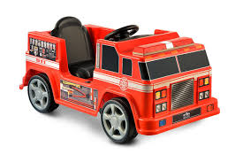 Amazon.com: Kid Motorz Fire Engine, 6V, Red: Toys & Games