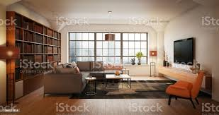 modernes wohnzimmer stockfoto und mehr bilder behaglich