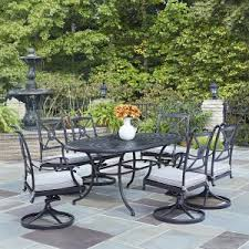 Oval Patio Dining Sets