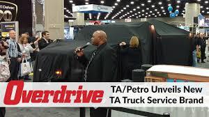 100 Nearest Ta Truck Stop TAPetro Unveils New TA Truck Service Brand YouTube