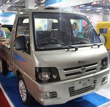 Shigan Electric Mini Truck - Pechnol