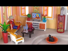 playmobil comfortable living room review set 5332
