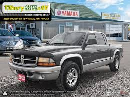 2002 Dodge Dakota | Tilbury Auto Sales And RV Inc.