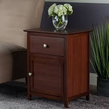 Beachcrest Home Gallinas 1 Drawer Nightstand & Reviews