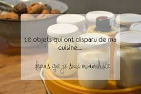 cuisine minimaliste 10 objets qui ont disparu de ma cuisine minimaliste la cabane de moe