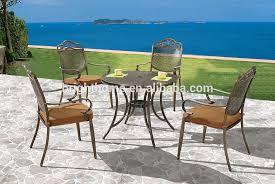 Cast Aluminum Outdoor Sets by Cast Aluminum Patio Furniture Cast Aluminum Patio Furniture