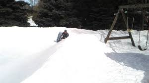 Amazing Backyard Luge Track!!! - YouTube Tucker Wests Backyard Luge Track Nbc Olympics Twostory Ice Dominates Cnn Video Backyard Course With High Turns And A Few Crashes Youtube Genius Dad Builds Luge Course Roller Coaster Jukin Media Youtube Ideas Pam On The Run 1 Barrie Dad Builds 150metre In His Toronto Star Backyards Modern Snowboard Jump 2010 14 The West Finds Passion For