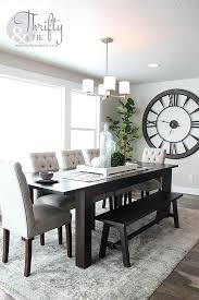 Phenomenal Simple Dining Room Decor Ideas Decorating About Design On Pinterest Creative