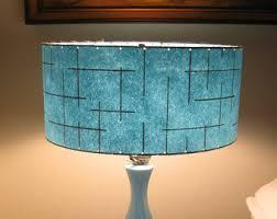 Punched Tin Lamp Shades Uk by Lamp Shades Etsy