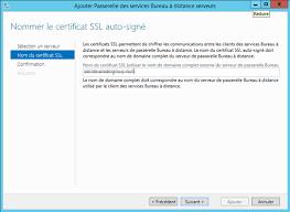 Paramètres Fichier Rdp Bureau à Distance Site Officiel Installation Configuration Rds 2012r2 Avec Broker Sur Windows