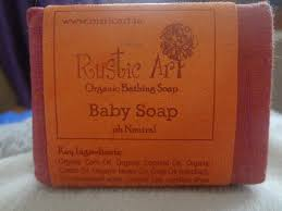 Rustic Art Organic Bathing Baby Soapproduct Review
