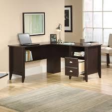 Shoal Creek Desk With Hutch by Shoal Creek L Shaped Desk 422191 Sauder