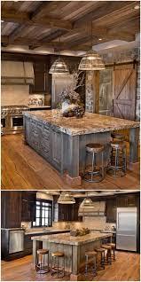 Best Rustic Kitchen Ideas On Pinterest Farm House