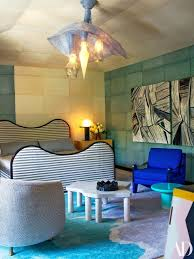 100 House Design Project An Amazing And Colorful By Kelly Wearstler In