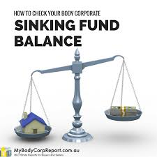 Define Annual Sinking Fund by How To Check Your Body Corporate Sinking Fund Balance