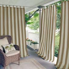 tab top outdoor curtains drapes window treatments the