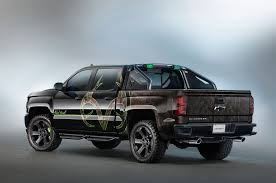 100 Chevy Special Edition Trucks Chevrolet Silverado Kid Rock Ops Concepts Unveiled At SEMA