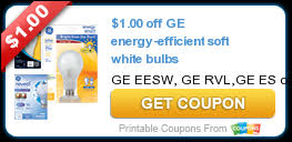 save 3 on ge light bulbs at target possibly score them free