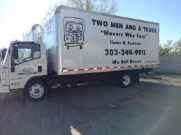 100 2 Man And A Truck Two Men And A Truck Truck SBW Graphics