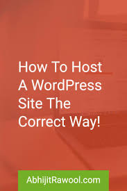 How To Host A WordPress Site The Correct Way! Wordpress Hosting Fast Reliable Lyrical Host 15 Very Faqs On Starting A Selfhosted Blog Best Shared For The Beginners Guide 10 Faest Woocommerce Wordpress Small Online Business Theme4press How To Install Manually Web In 2017 Top Comparison Reviews Eukhost Premium 50 Gb Unlimited Blogs 3 For 2016 Youtube Godaddy Managed Review Startup Wpexplorer Themes With Whmcs Integration 2018 20 Athemes