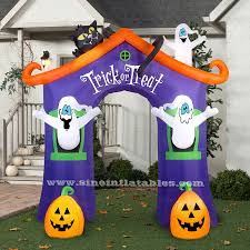 Halloween Yard Inflatables 2015 by Inflatable Halloween Archway Inflatable Halloween Archway