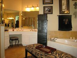 Double Bathroom Vanities With Dressing Table by Bathroom Cabinet With Makeup Vanity Exitallergy Com