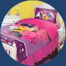 Minnie Mouse Twin Bedding by Minnie Mouse
