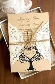 Wedding Invitations Pocket Style On The Backside To Help