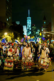 Greenwich Village Halloween Parade Thriller producer of the largest halloween parade on the planet jeanne fleming