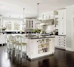 Kitchen Backsplash Ideas With White Cabinets Charming U Shape Bright Brown Wood Cabinet French Country Nice Tile Pink